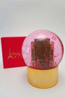 The Parisian 澳門巴黎人金粉水晶球