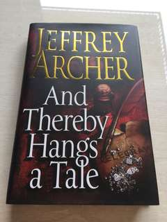 Jeffrey Archer - And Thereby Hangs a Tale (Hard Cover)