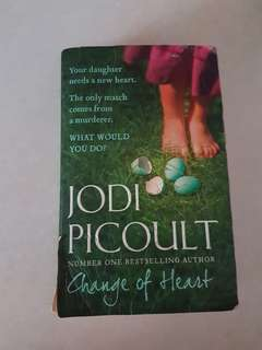 Jodi Picoult : Change of heart