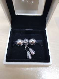 Pandora Charm Dangle & Clips