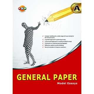 General Paper (GP) Essay Comments