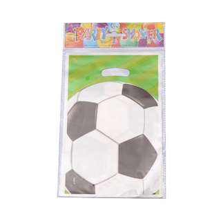 ⚽️ Soccer theme party supplies - loot bags / goodie bags / party Bags / piñata bags
