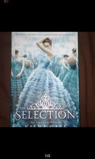 Novel The Selection by Kiera Cass #kanopixcarousel
