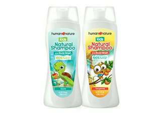 Kids Shampoo and Body Wash