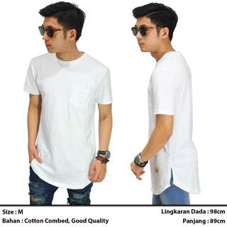 Kaos proa bagus combed cotton 30s