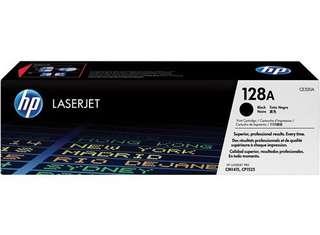 🚚 HP 128A Black Original LaserJet Toner Cartridge (CE320A)