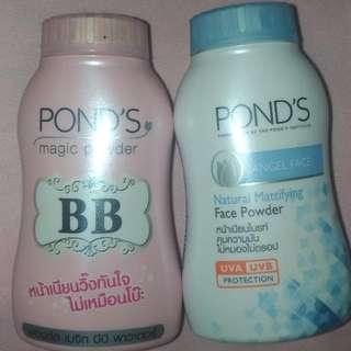 Magic Powder POND'S