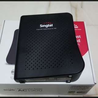 Singtel Fiber Broadband Contract available for transfer