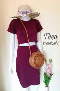 Thea Coordinates