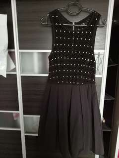Dotti Australia Black Dress