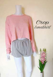 Croptop Sweatshirt