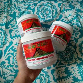 Authentic Aztec Secret Indian Healing Clay Madk