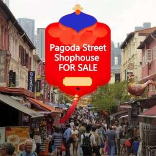 Pagoda Street, Shophouse - 2ND, 3RD, 4TH ATTIC STOREYS FOR SALE