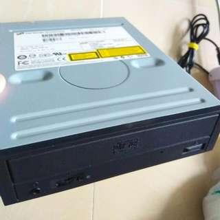 🎇[速銷價] 90%新 Rewritable DVD-ROM讀寫電腦DVD機
