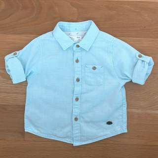 ZARA Baby Boy shirt