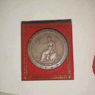 Coin Georgius III D.G Rex 1797