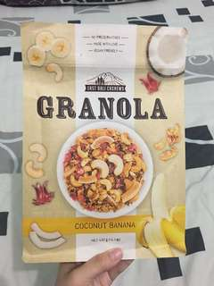 Granola (East Bali Cashews)
