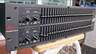dbx equalizer 2231