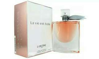 PARFUM LANCOME PARIS LA VIE EST BELLE FOR WOMEN