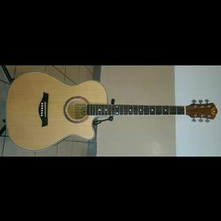 A&K Acoustic Guitar 40Inch Model 220 Spruce