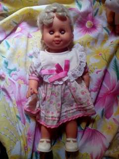 Doll cute baby girl