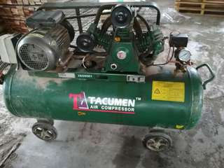 Air Compressor 3hp 150ltr