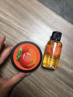 Mango Shower Gel & Body Butter