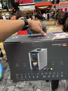 German Pool 🇩🇪 coffee capsule maker 徳國隨芯咖啡機