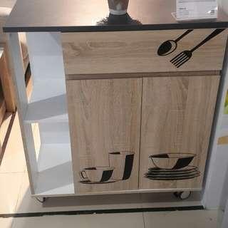 Microwave cabonet