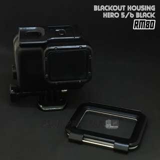 Blackout Housing GoPro Hero 5/6 Black
