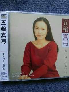 五輪真弓MayumiItsuwa精選輯
