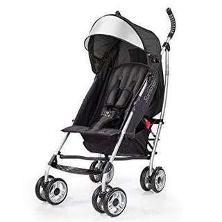 Pre-loved Summer 3D Lite Stroller (Black)