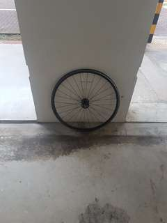 Aventon push front wheel