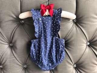 Old Navy 12-18M Romper/Onesie for Baby/Toddler Girl