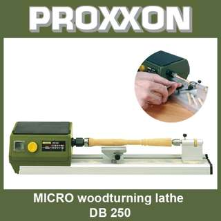 PROXXON Woodturning lathe DB 250