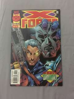 Komik X Force Vol. 1 No. 63, February 1997