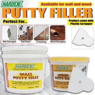 WALL & WOOD PUTTY FILLER