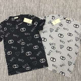 Ready stock - Gucci tee  Size : M - XL