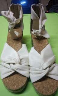 UGG ribbon sandals