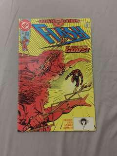 Komik The Flash 55, Oktober 1991