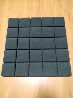 Acoustic sponge
