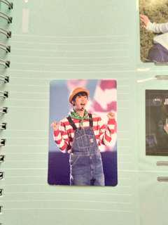 JIN PC FROM 3RD MUSTER DVD