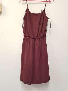 BN Love Bonito Maroon Dress