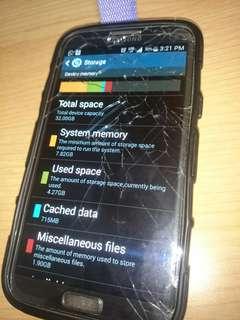 Samsung Note 2 LTE 4G 32gb