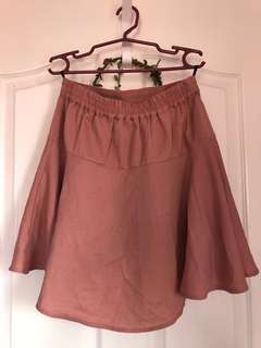 Old Rose Skirt