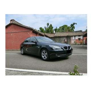 BMW   520D   黑色   ✅0頭款 ✅免保人✅低利率✅低月付 FB搜尋:阿源 嚴選二手車/中古車買賣