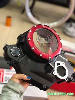 ENGINE CLUTCH HOUSING COVER Y15ZR BY RACING BOY RCB