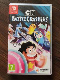 Nintendo Switch Battle Crashers