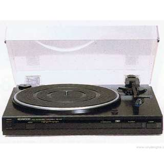 Kenwood KD-47F turntable record player