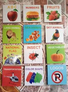 KIDS BOOKS 12 pcs
